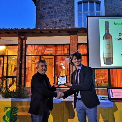 Sicilia Dop/Doc Superiore Giato Grillo-Catarratto 2018 Centopassi - Libera, San Giuseppe Jato (Pa)